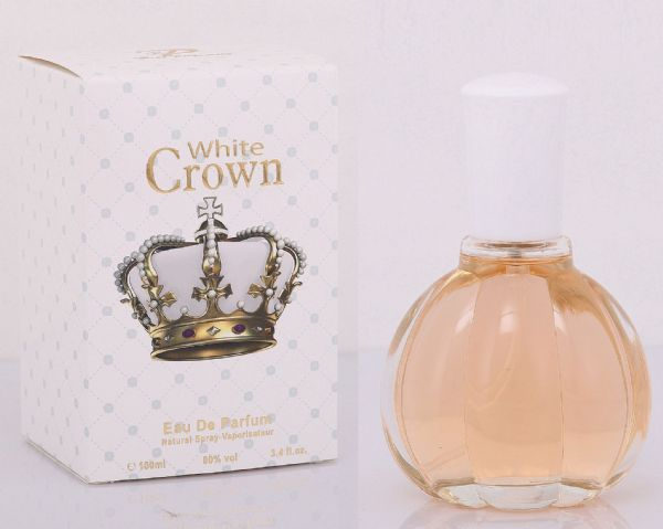 White Crown e100ml FP8108 48 pieces